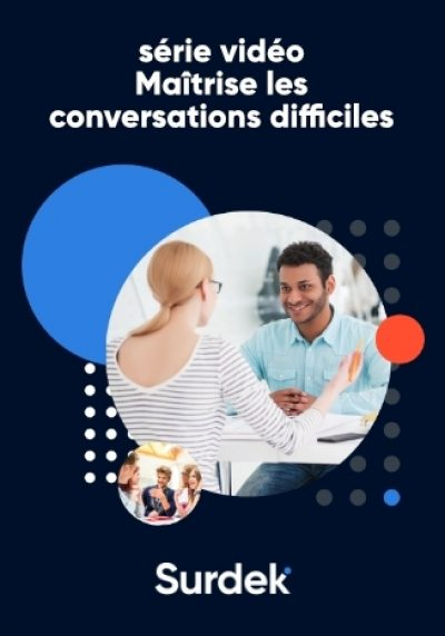 Difficult conversations series cover fr
