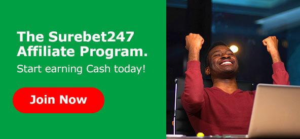 Join surebet247 Affiliate Program
