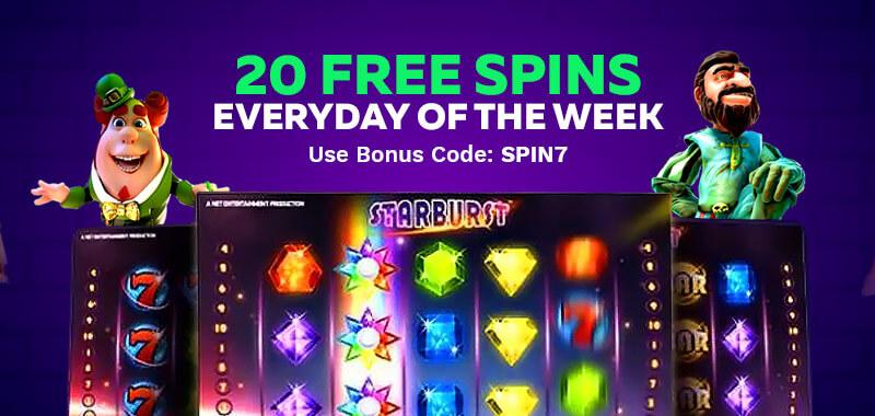 Casino Free Spin