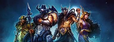 Play Viking Runecraft online