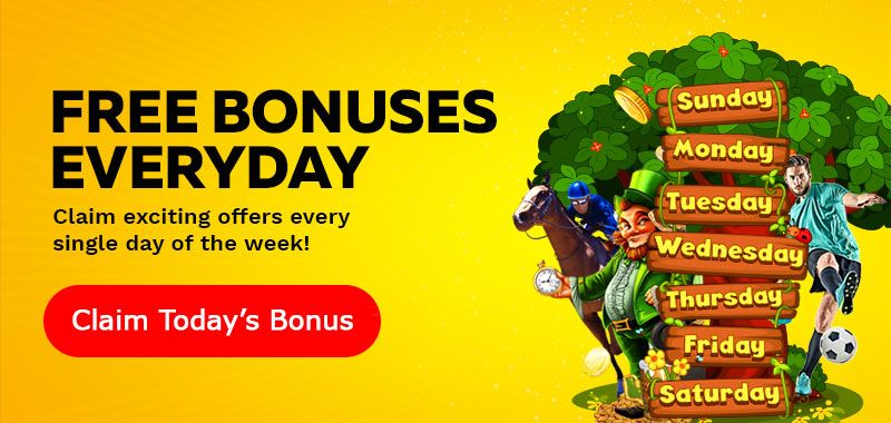 Daily Bonus Offer