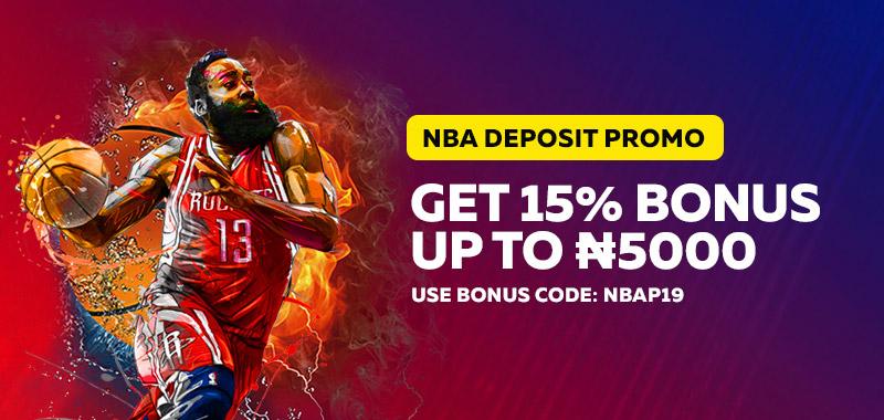 NBA Deposit Promo