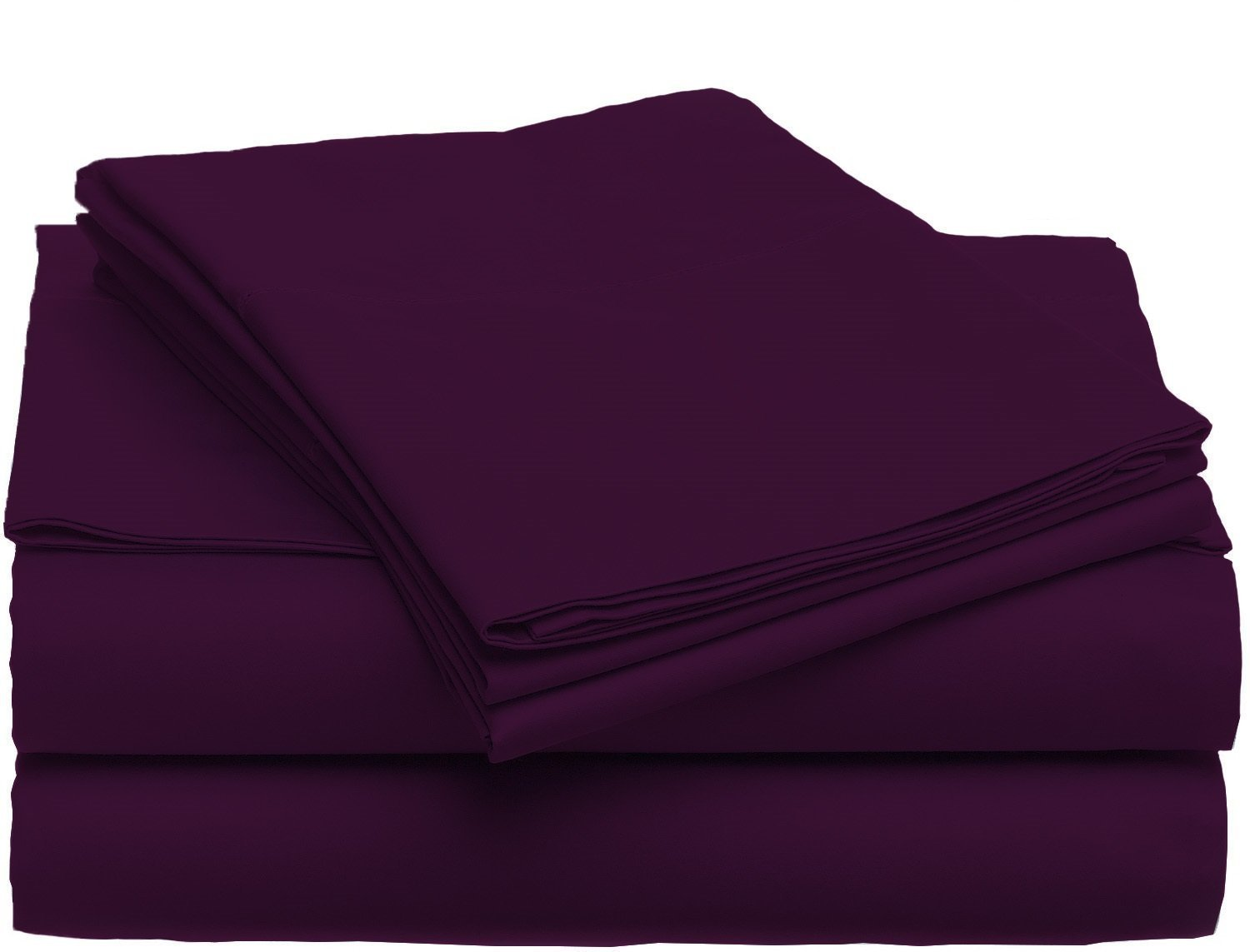 Luxury-Home-Super-Soft-1600-Series-Double-Brushed-6-Pcs-Bed-Sheets-Set thumbnail 20