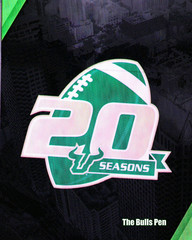 USF 20th Football Season