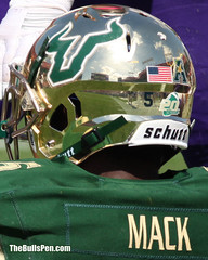 Reflection Mack's Helmet