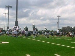 USF South Florida Bulls Season Ticketholder Open Practice 15