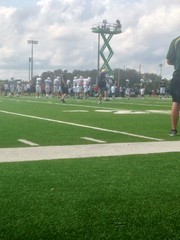 USF South Florida Bulls Season Ticketholder Open Practice 8