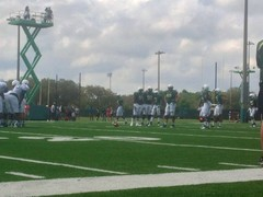 USF South Florida Bulls Season Ticketholder Open Practice 13