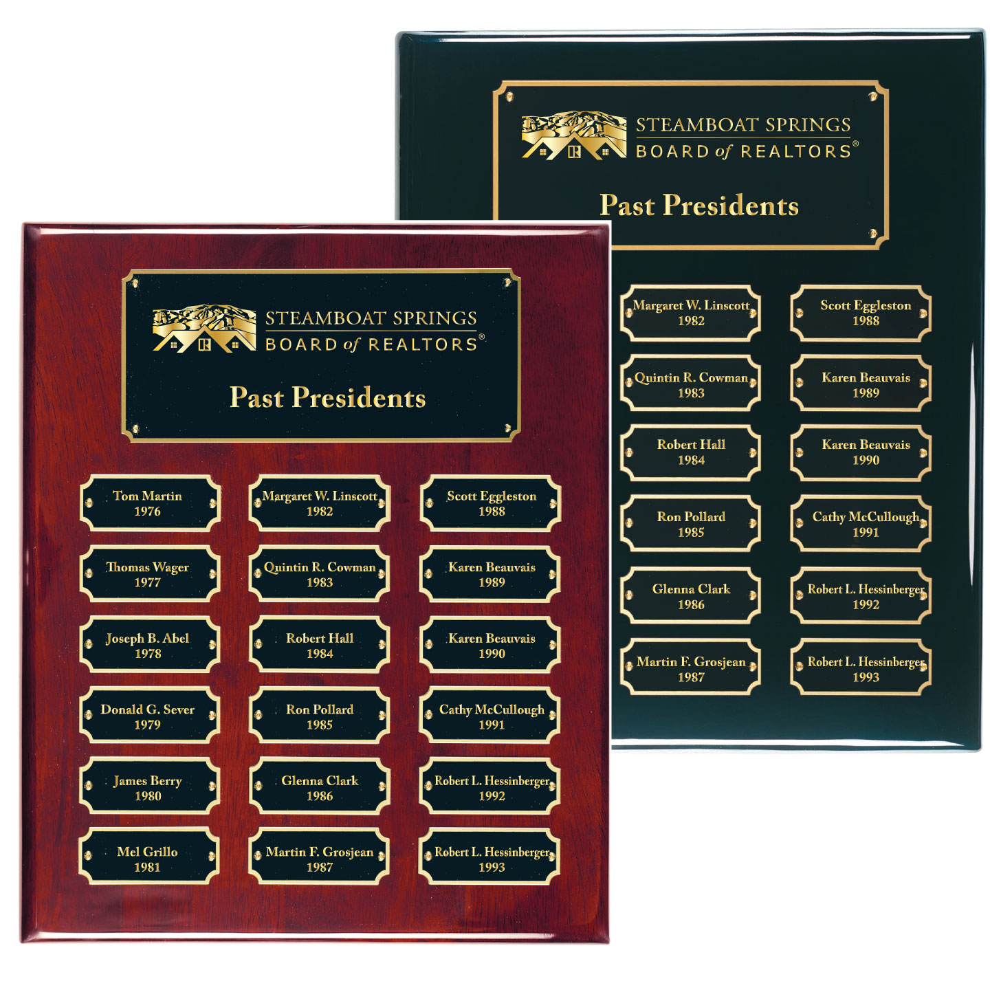 Piano Finish Perpetual Plaque Perpetual, Past President, Plaque, Plate, Board, Association, Wall