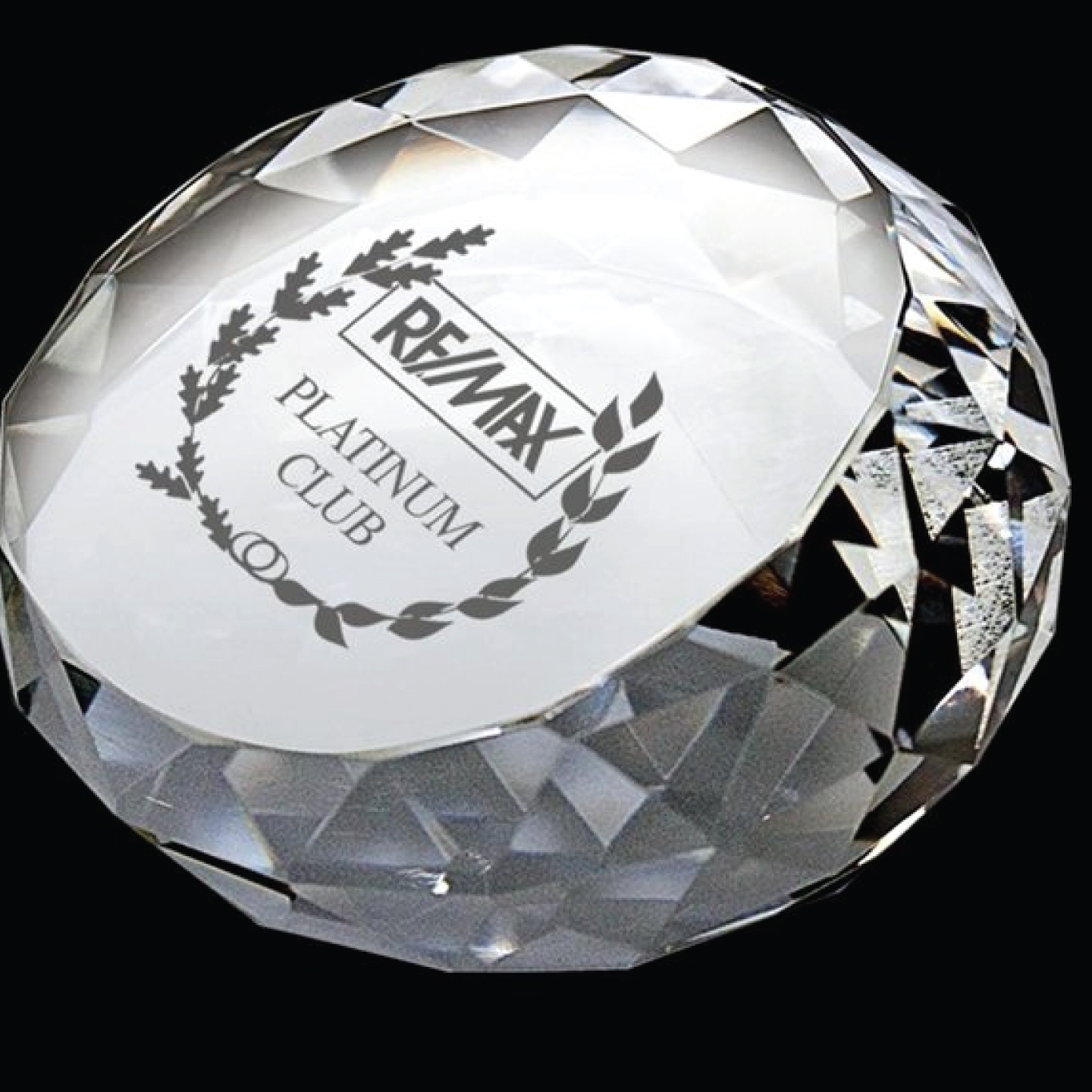 Crystal Paperweight  Awards,Award,Plaque,Plaques,Crystal,Glass