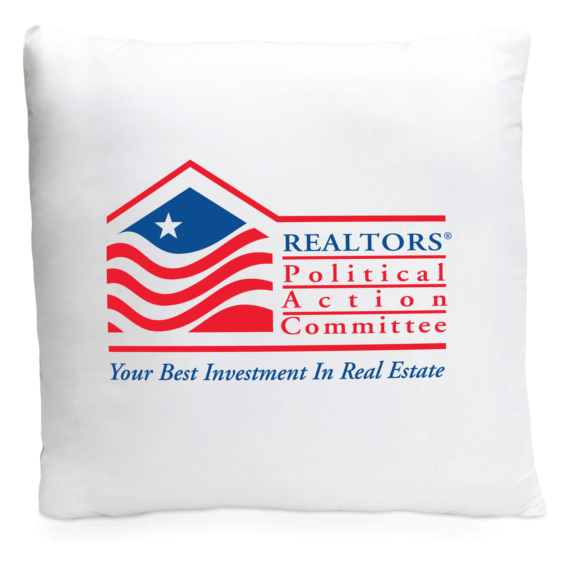 "Full-Color 16"" Throw Pillow - RTS4721"