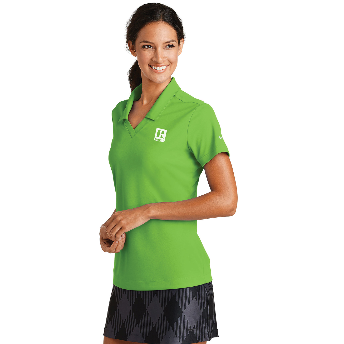 Nike Golf - Ladies Dri-FIT Micro Pique Polo Golfs, Shirts, Collared, Polos, Plackets
