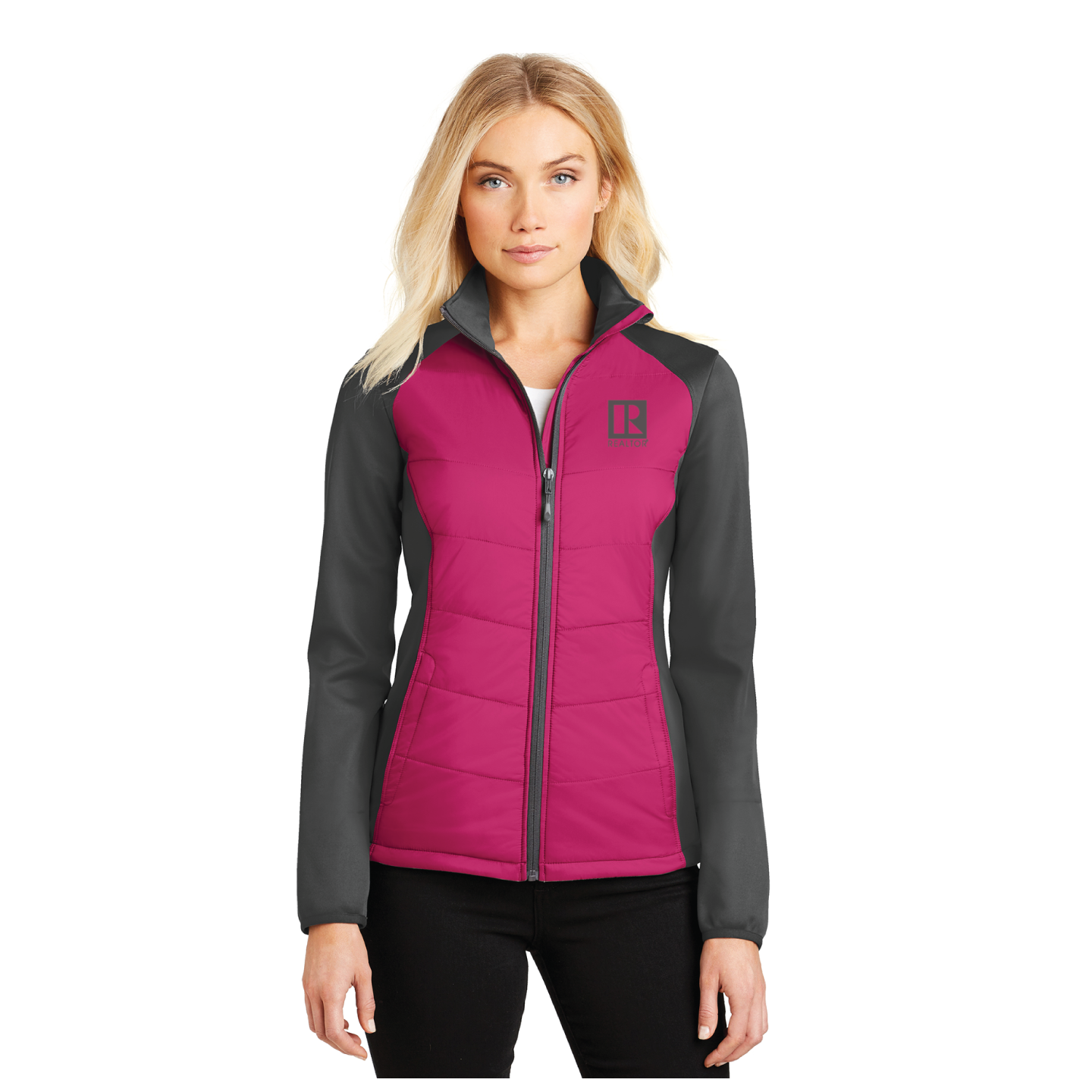 Ladies Quilted Softshell Mashup Jacket North Face, Mashup, Puffy, Vest, Softshell, Soft shell, Jacket, Coat, Sping, Winter