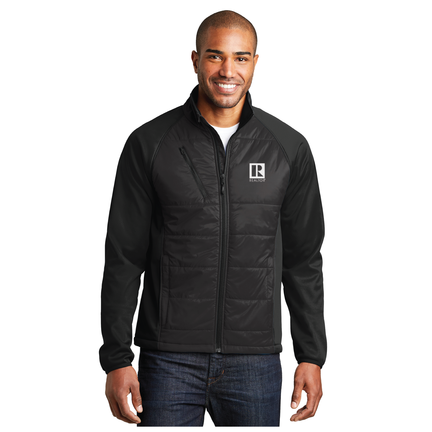 Men's Quilted Softshell Mashup - RCG4674