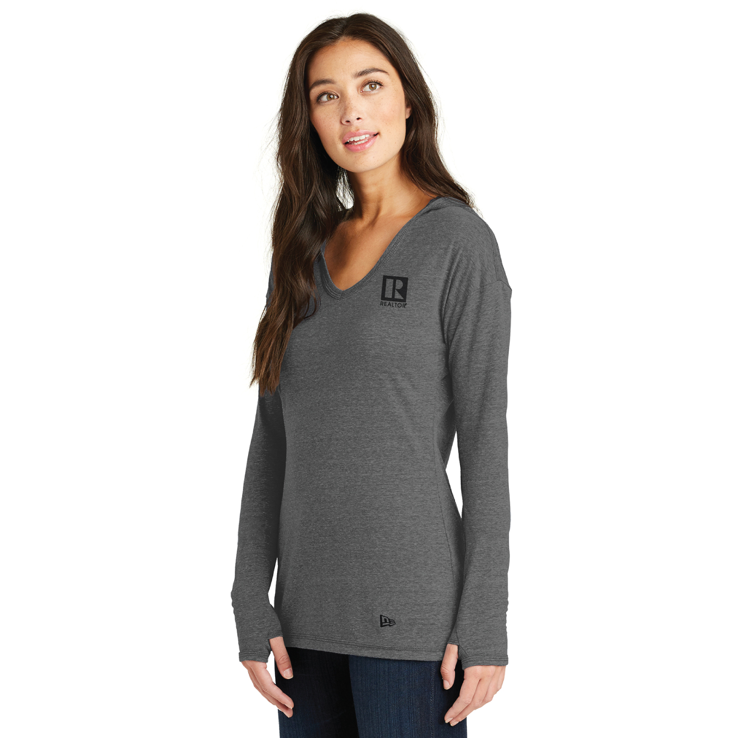 New Era® Ladies Performance Pullover Hoodie Tee hoodies, zip, ladies, news, eras, fleeces, jackets
