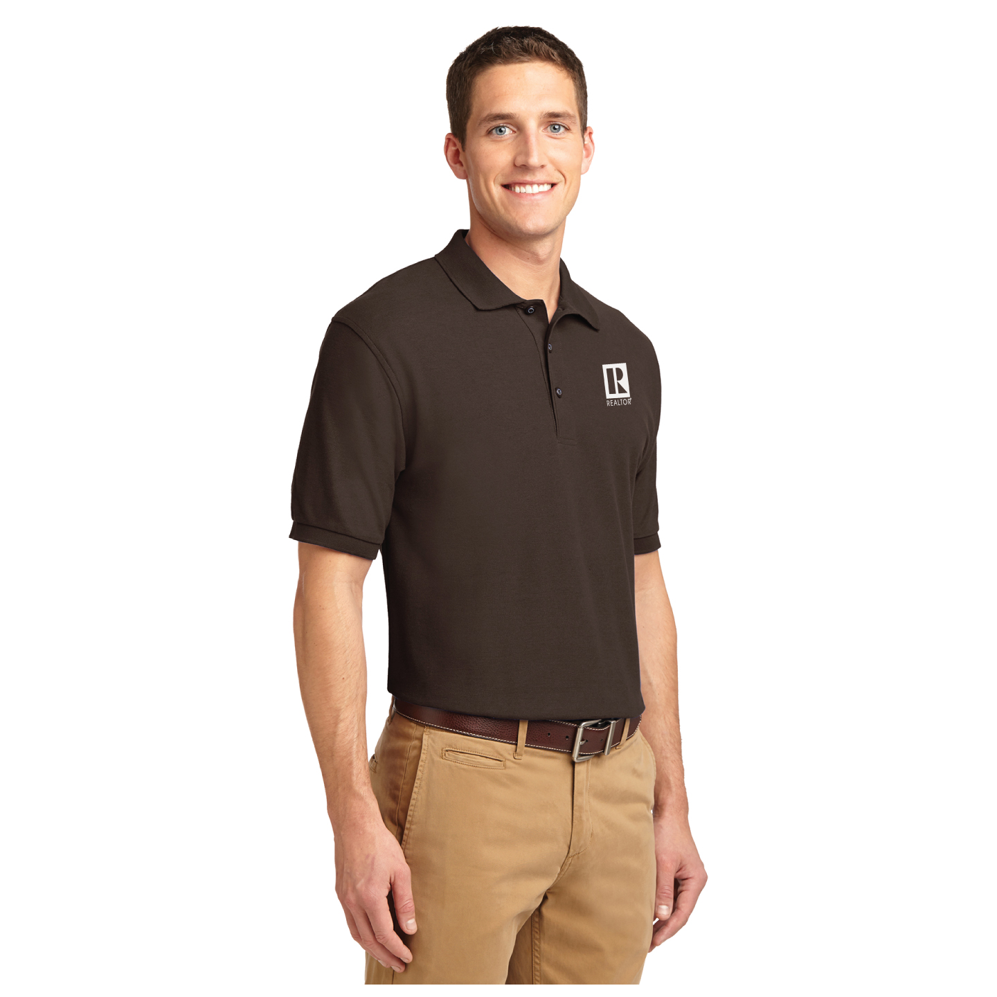 Mens Tall Pique Polo Shirt - RCG1110T