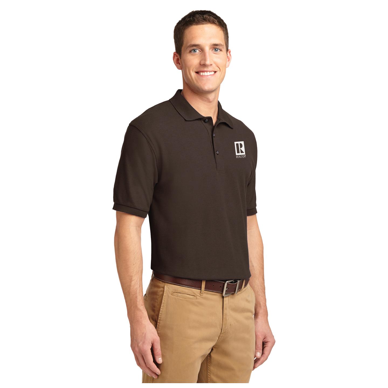 Mens Pique Polo Shirt - RCG1110