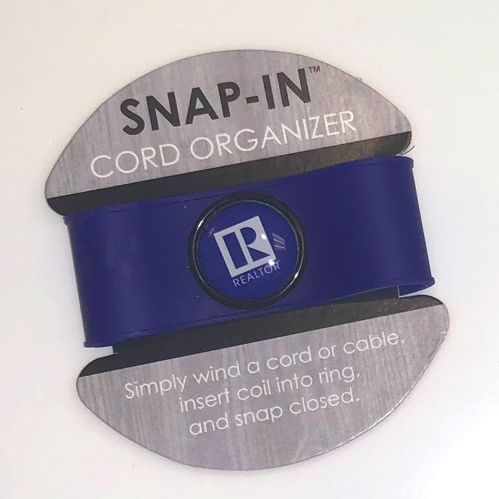 Snap-IN Cord Organizer - RTS4728