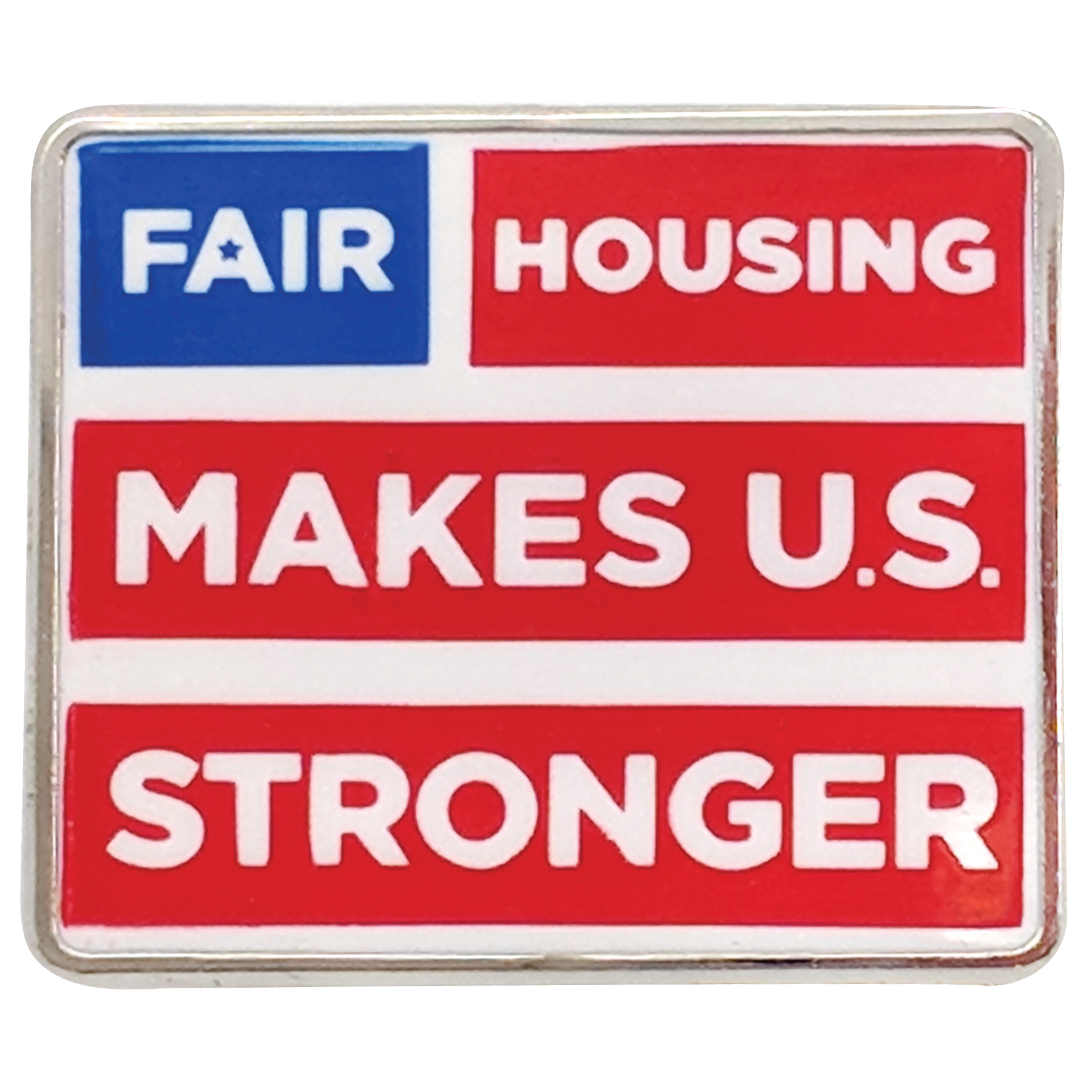 Fair Housing Pin - RTS3023