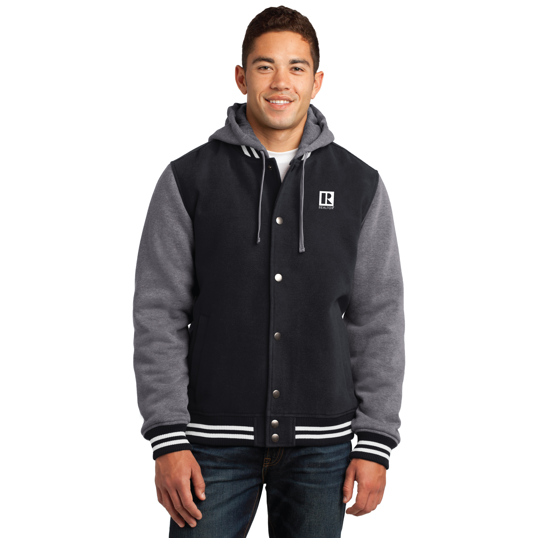 Insulated Letterman Jacket jackets, letterman, sport-tek, insulated, outdoors