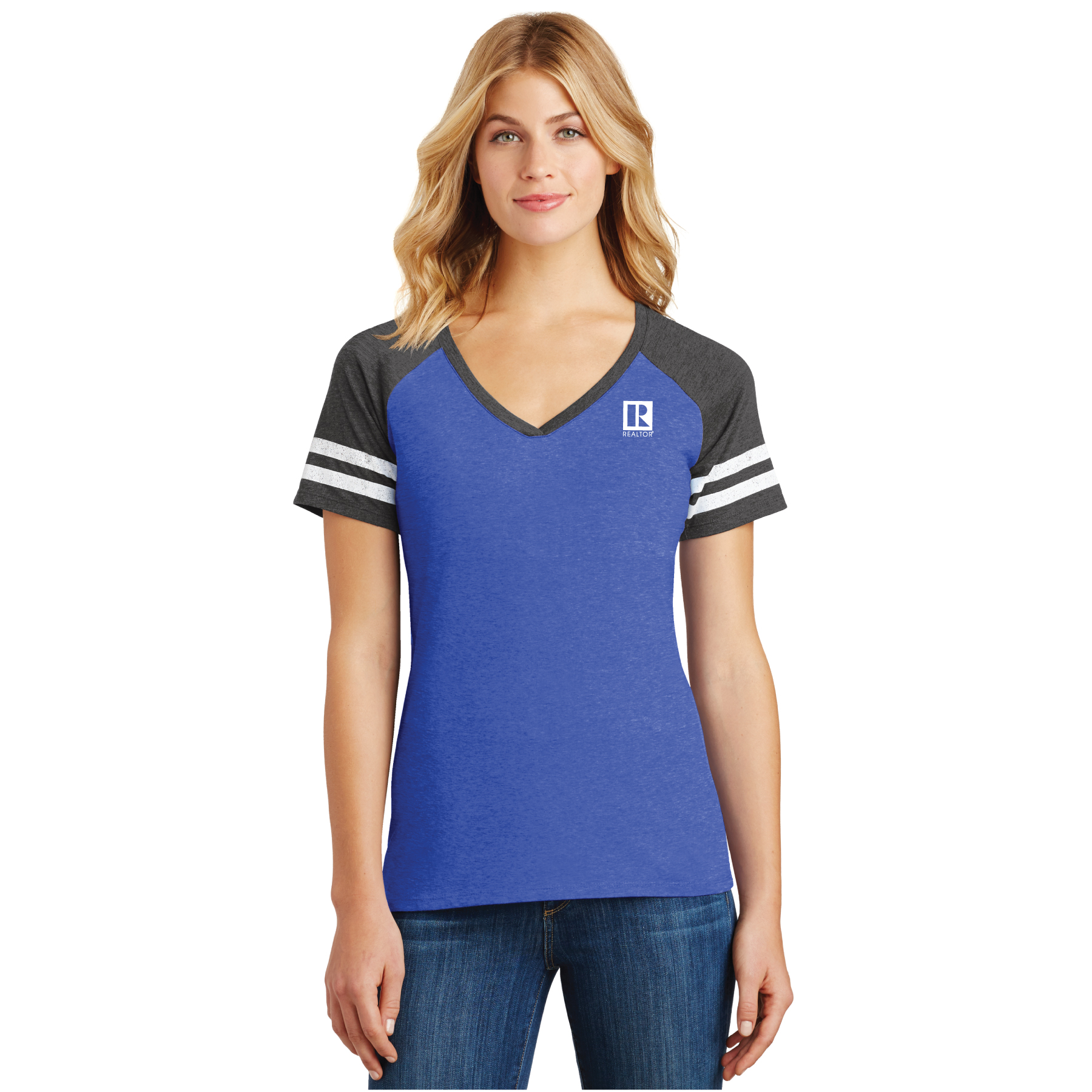 Ladies Game Day V-Neck Tee ladies, v-necks, sports, games, tees