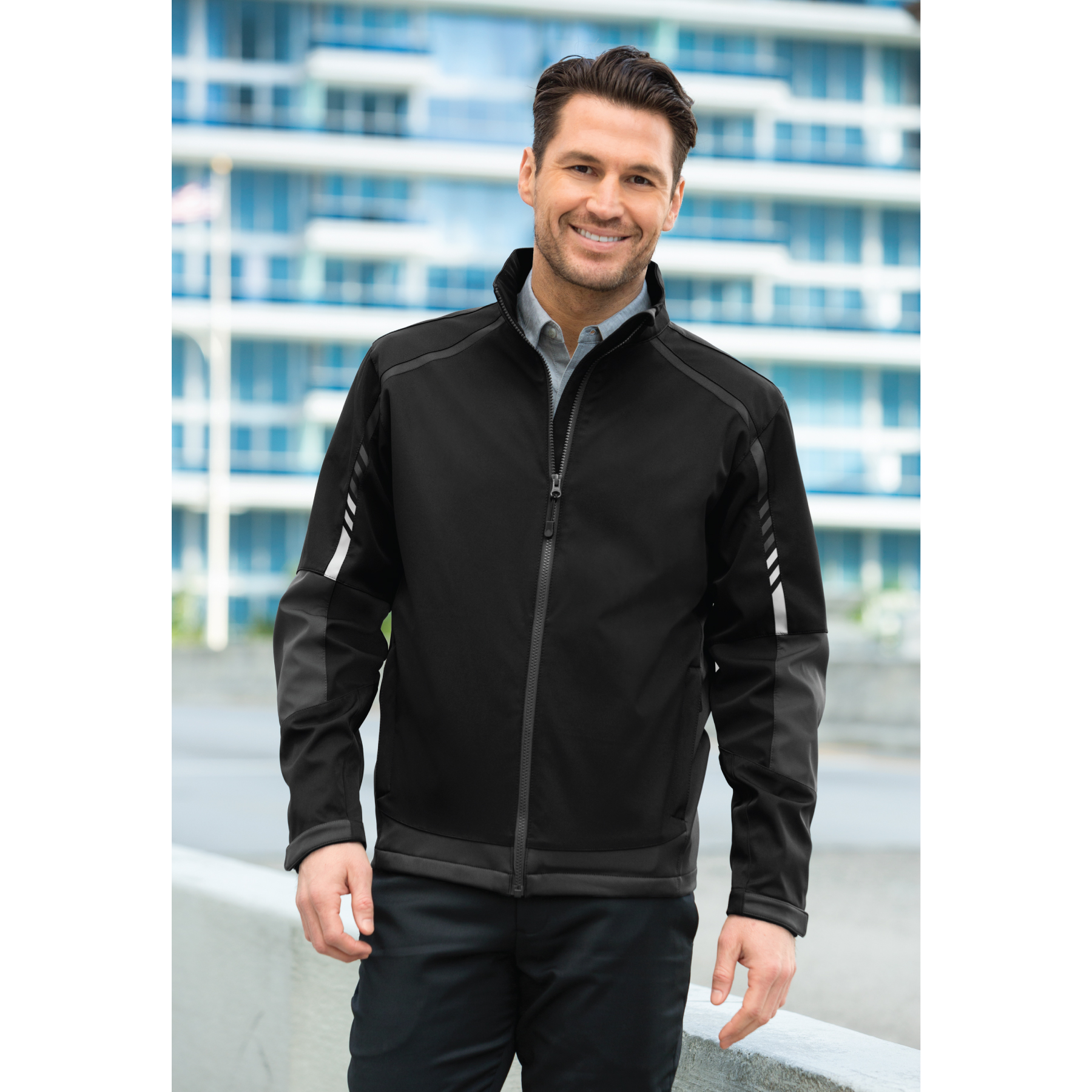 Mens Embark Soft Shell Jacket soft, shells, jackets, ourdoors, mens, outside, winter