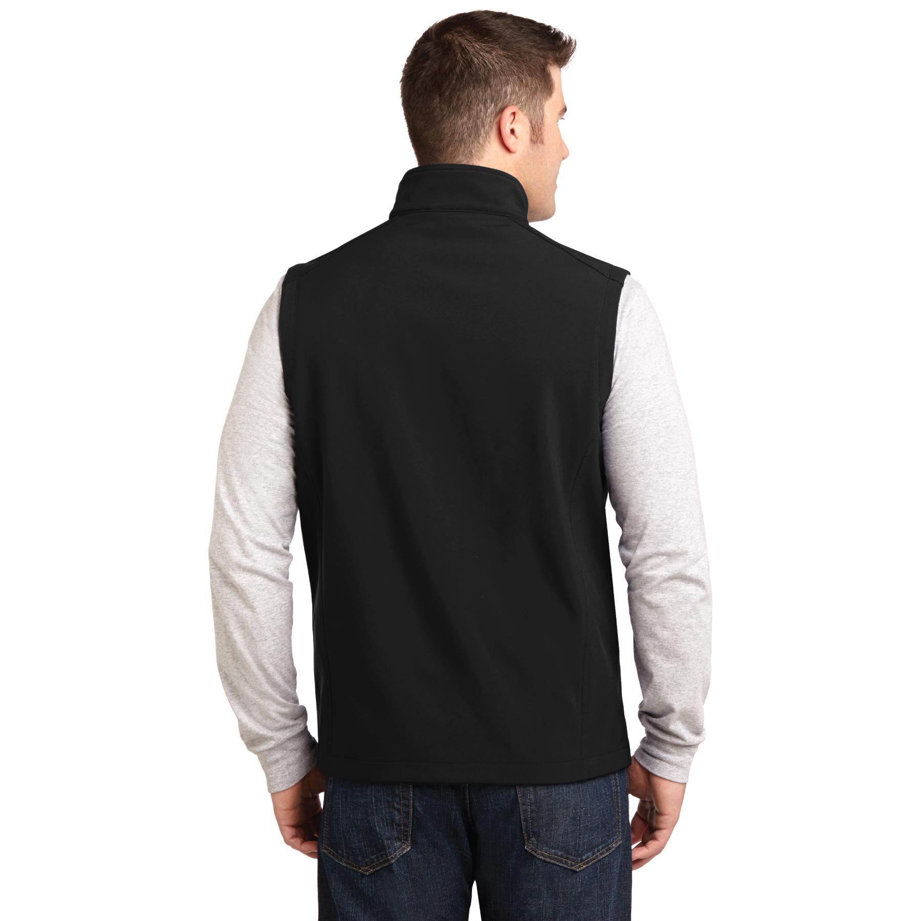 Men's Core Soft Shell Vest - RCG4661