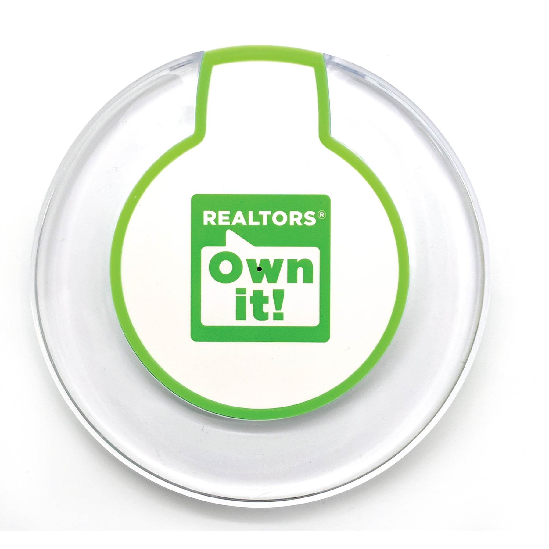 REALTORS® Own It! Qi Charger - ROI1008