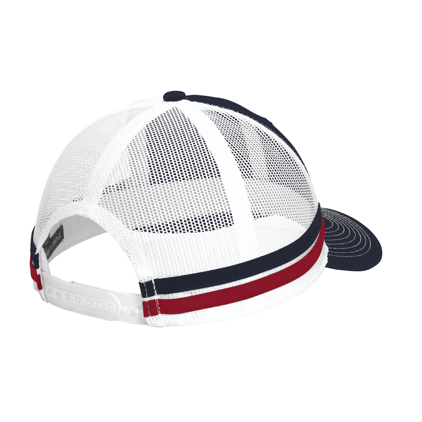 Striped Snapback Trucker Cap - RCG3820