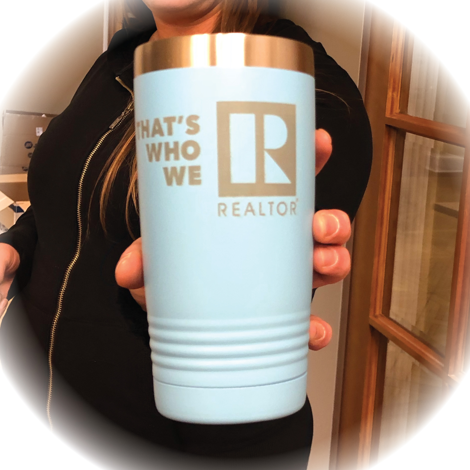 """That's Who We R"" Insulated Tumbler - RTS4723"