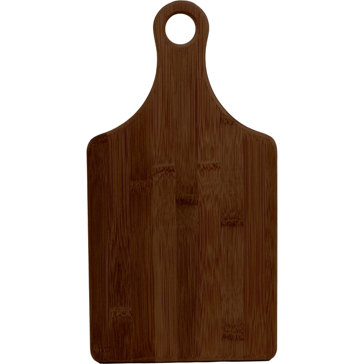 "Dark Walnut Paddle (13 1/2"" x 7"")"