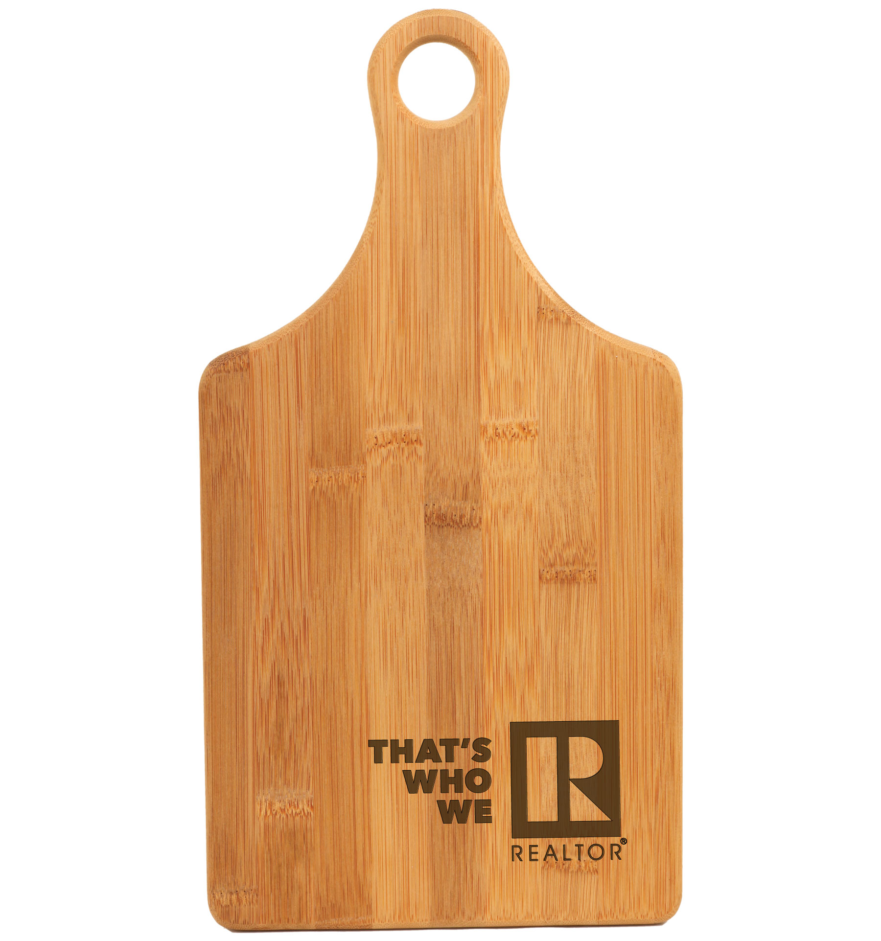 """Thats Who We R"" Cutting Board Twwr,Cuts,Boards,Whos,Wes,Ours"