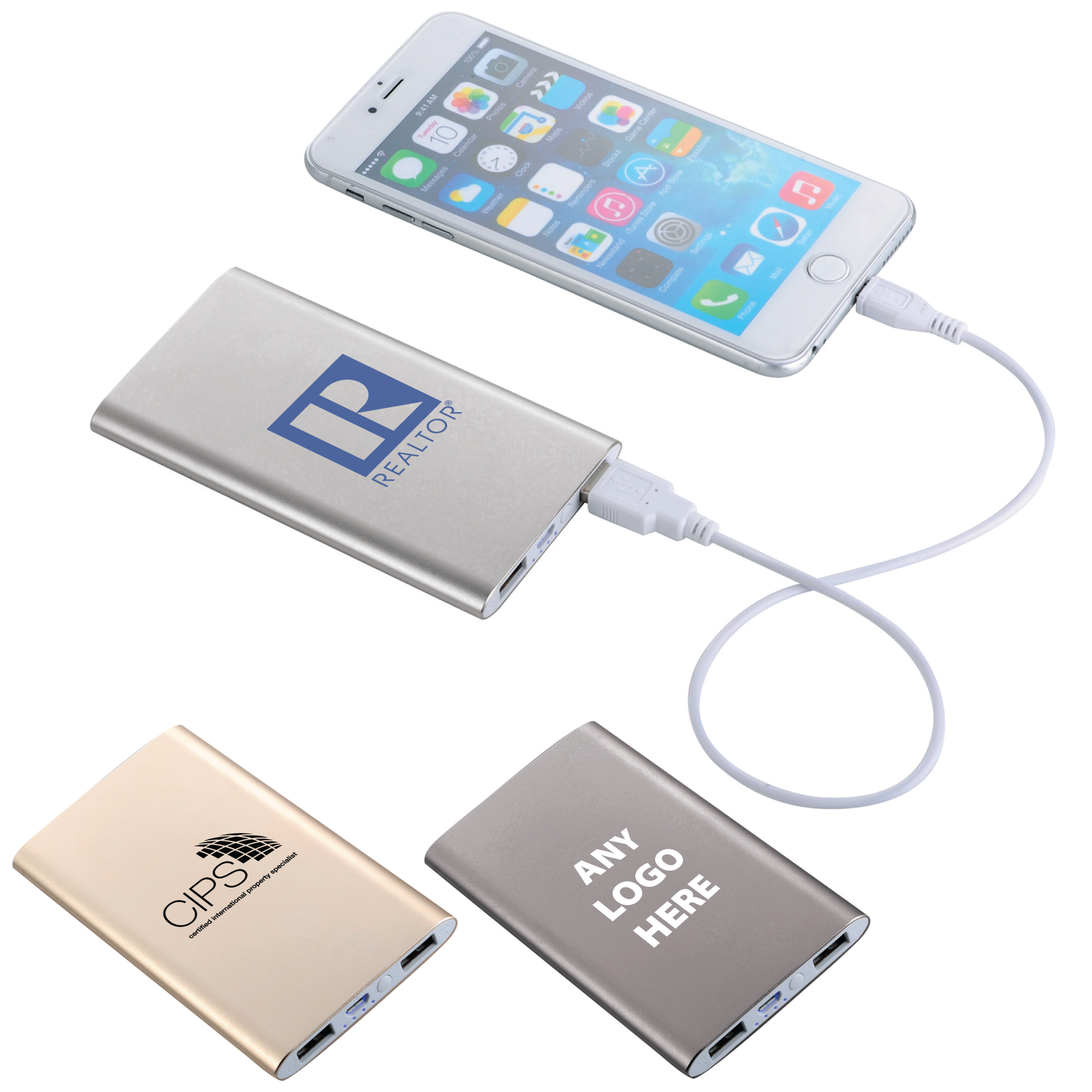Zander Power Bank (Special Order) Chargers,Powers,Banks,Batterys,Batteries,Jumps,Charges,Phones,iphones,Cords,custom