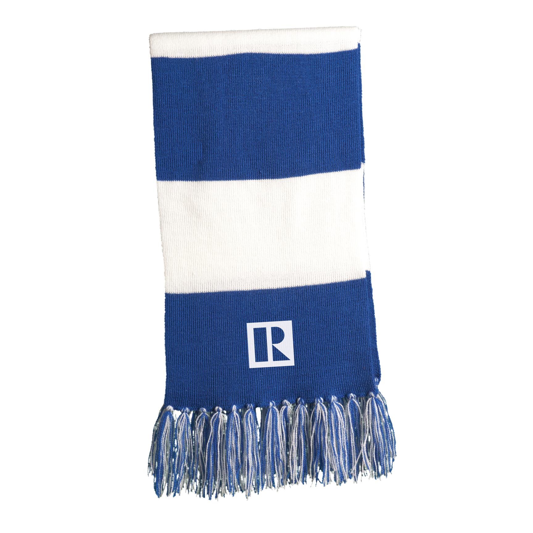 Striped Spectator Scarf - RCG1460