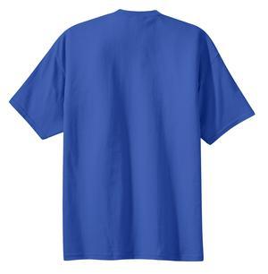100% Heavyweight Cotton Tee Shirt- Front Logo - RCG1131-F