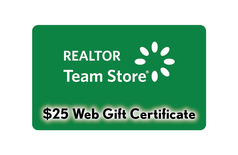 $25 Gift Certificate Certificates