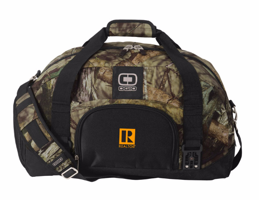 Big Dome Duffel - Camo