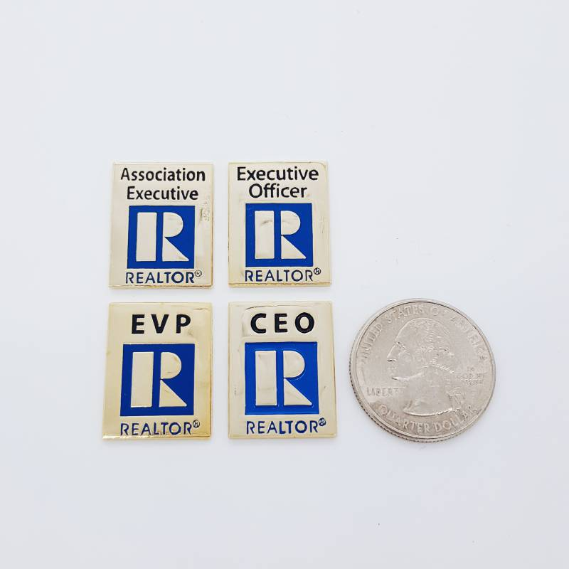 Board Executive Pins - RTS3009