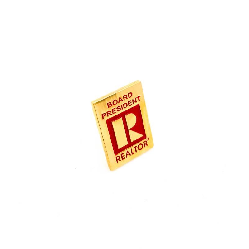 Board President Pin - RTS3003