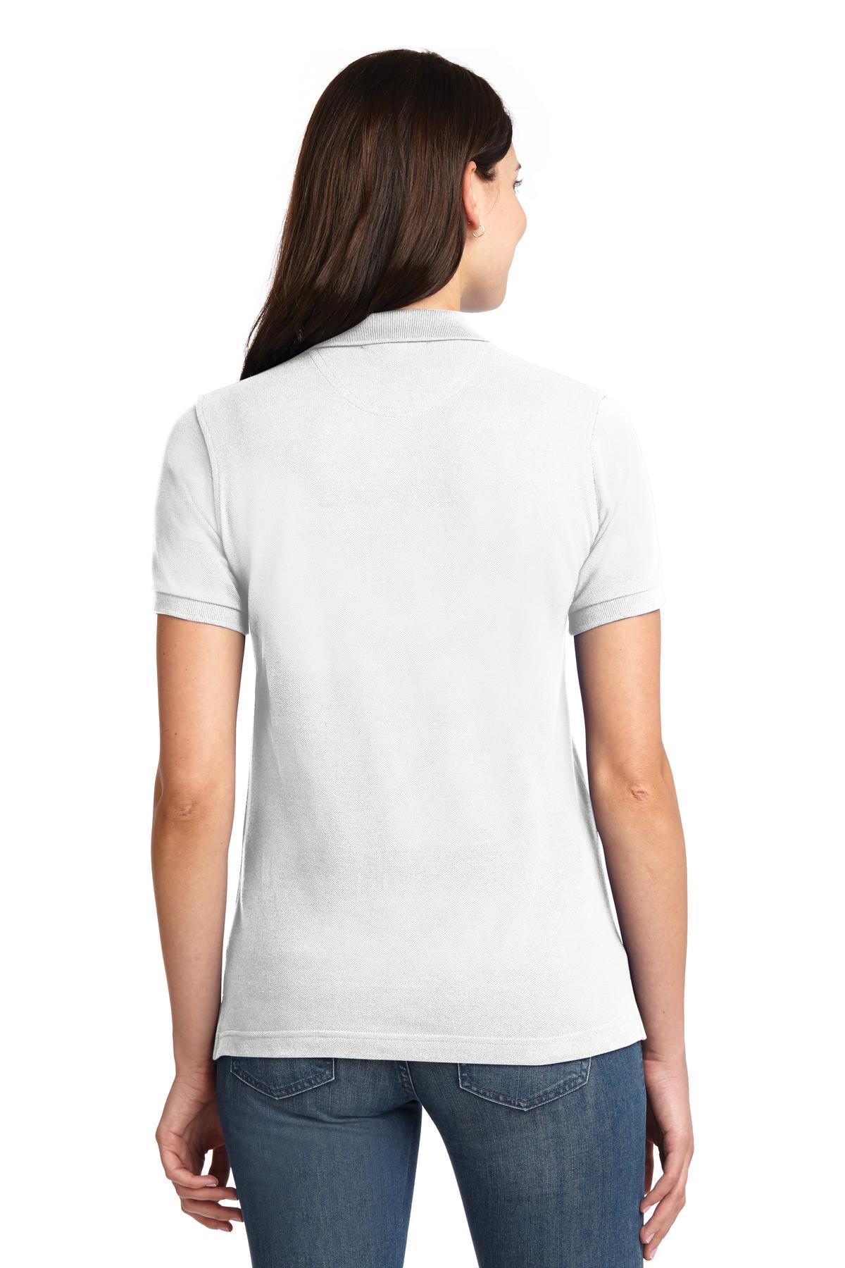 Ladies Pique Polo Shirt - WCL2230