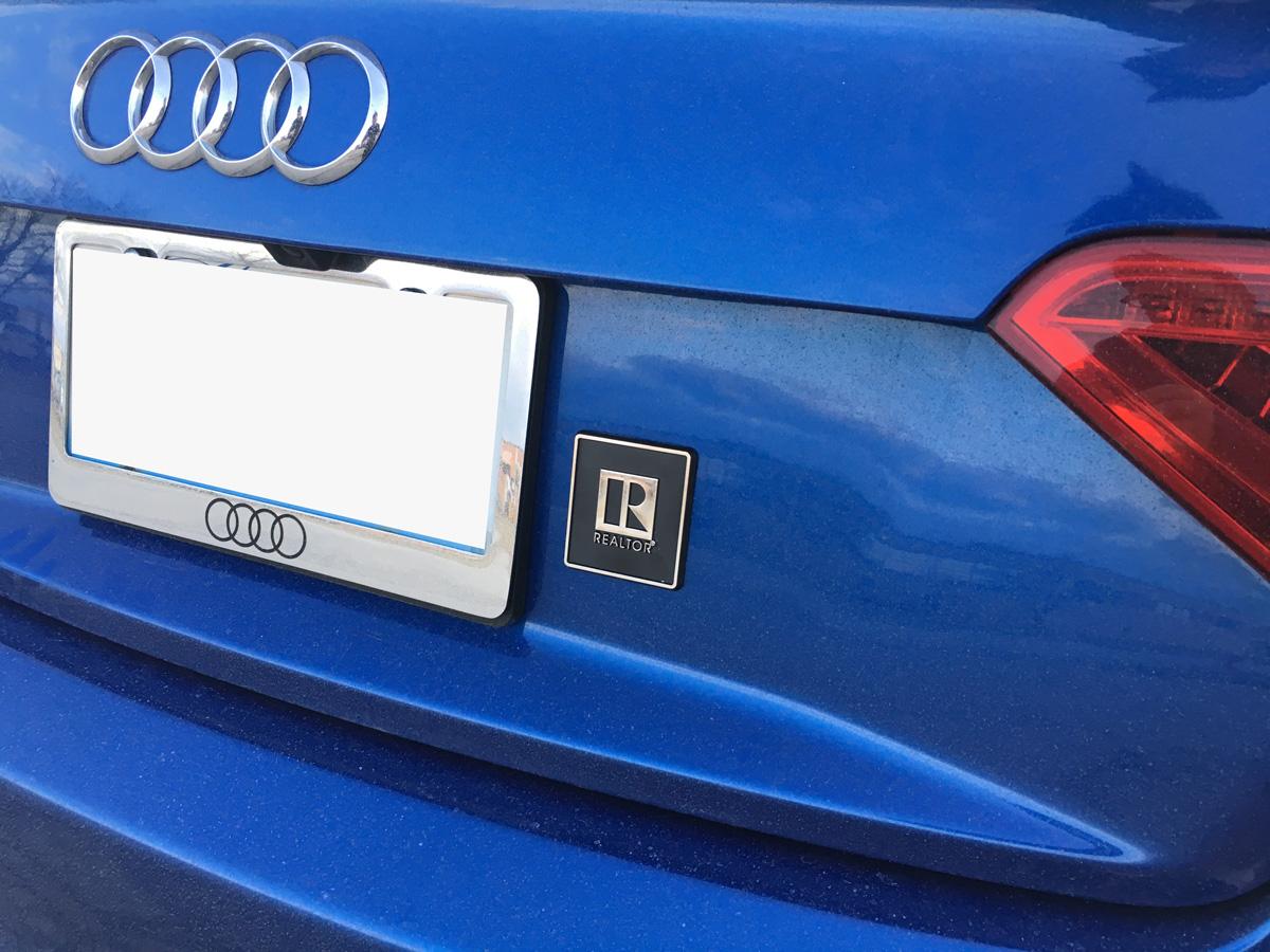 Car Emblem - RTS4648