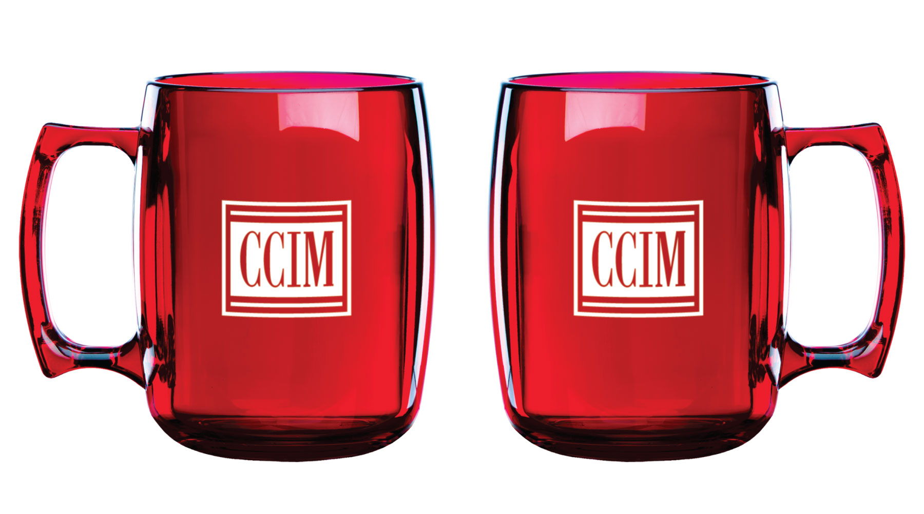 CCIM 14 Oz. Runner Mug Mugs,Cups,Drinks,Runners