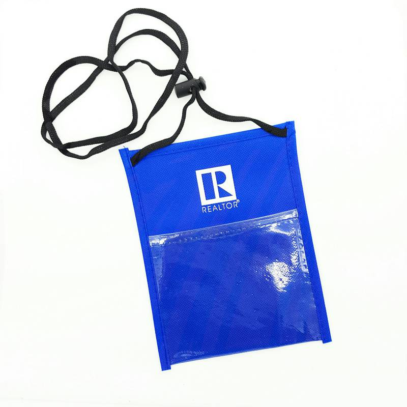 Convention/Event Namebadge Pouch/Wallet - In Stock Item