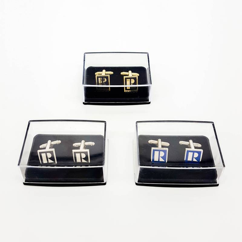 Cufflinks - Gold or Silver - RTS4286