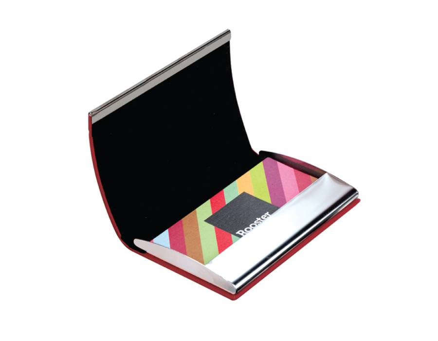 Curved Business Card Case - RTS4569