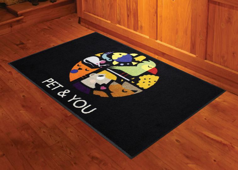 Custom Floor Mat - RTS5011