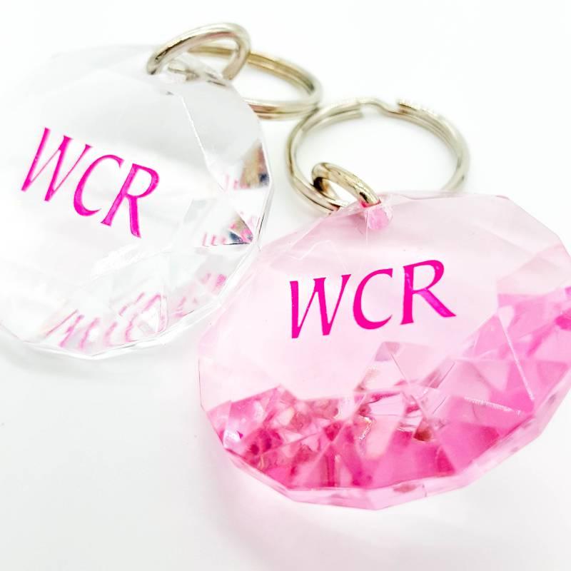 Diamond Keychain - WCR4349
