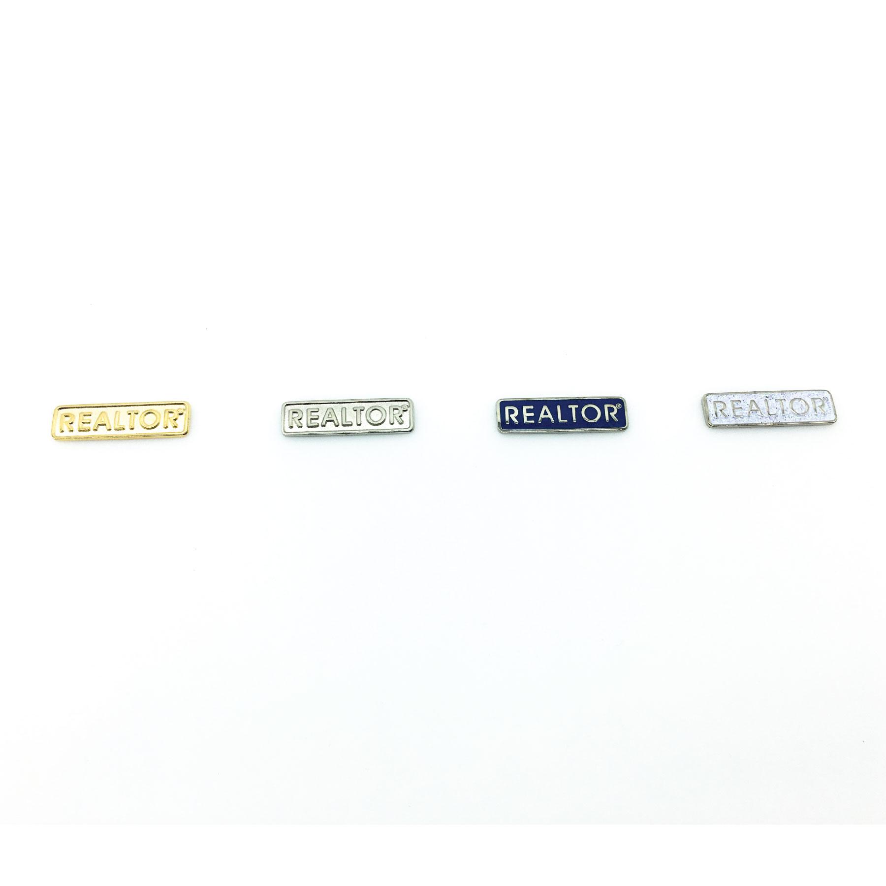 Elegant REALTOR Pin - RTS3022