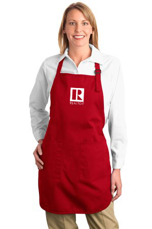Full Length Apron with Pockets - RCG3810