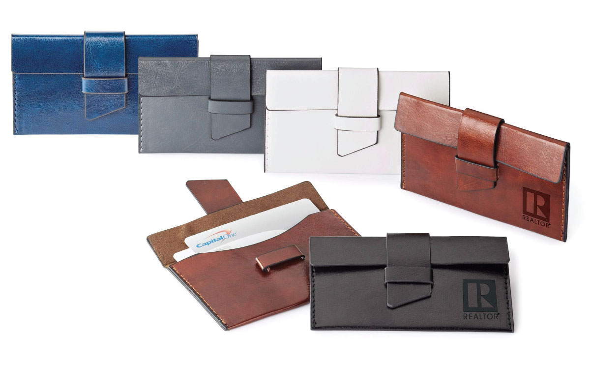 Giovanni Business Card Case cases,cards,leathers,vinyls